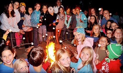 Campfire Scholarship Kids